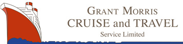 Grant Morris Cruise and Travel Service Limited, Logo